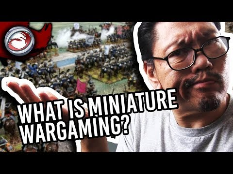 What is Miniature Wargaming?