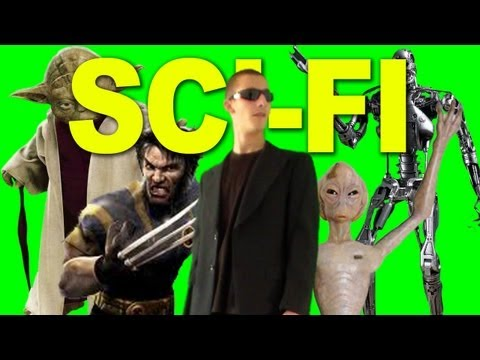 Definition of Science Fiction – Special Effects Video