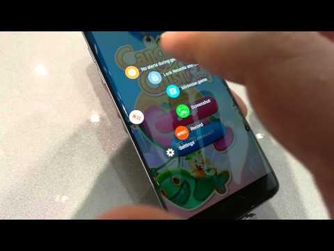 Samsung Galaxy S7, nuevas funciones para videojuegos