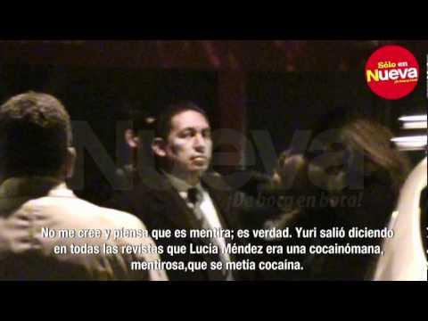 Itati Cantoral se burla de Yuri y destroza a Lucia Méndez