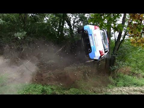Vaňhara - Rally Přibram 2014 CRASH