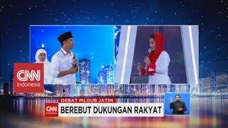 Video Debat Panas! Puti Sukarno vs Emil Dardak - Debat Publik 1 Pilkada Jatim 2018 MP3, 3GP, MP4, WEBM, AVI, FLV September 2018