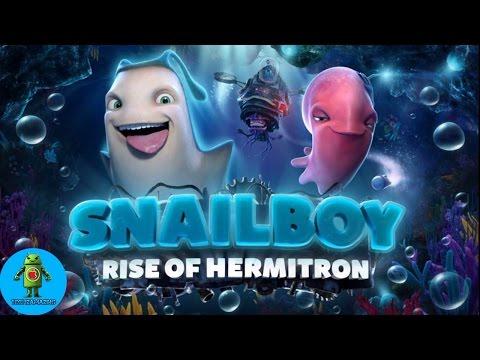Snailboy: Rise of Hermitron