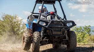 2. 2015 Polaris Sportsman ACE 570 First Ride - 4WheelDirt