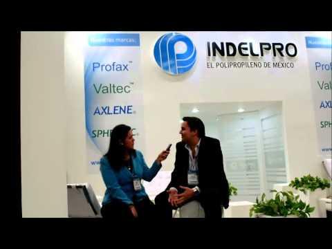 Indelpro expuso en México su panorama en el mercado de polipropileno
