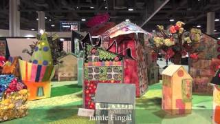 "Long Beach Quilt Festival, Sophie Rubin's ""Kids Eye Review"" #4 - Quilted Village"