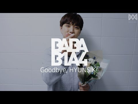 [BABA B1A4 3] EP.6 Goodbye, HYUNSIK!