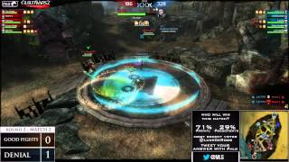 Denial Esports vs Good Fights - Game 2 - MLG Guild Wars 2 Invitational