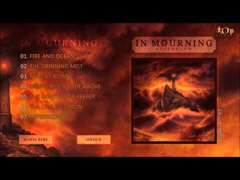 IN MOURNING - Afterglow (Official Album Stream) (видео)