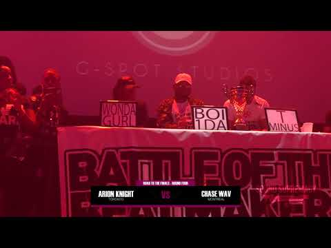 Battle of the Beat Makers 2016 - Part 6 (Boi 1da, T Minus and WondaGurl)