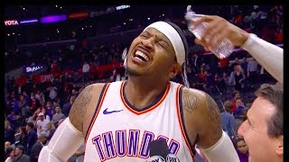 NBA Players Swearing On Live T.V