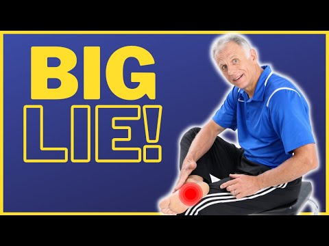 The Big Lie About Heel Spurs, Heel Pain, & Plantar Fasciitis.