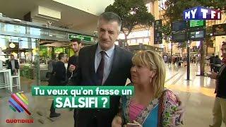 Video Avoir le 06 de Jean Lassalle ? Trop facile ! Quotidien du 13 Avril MP3, 3GP, MP4, WEBM, AVI, FLV Mei 2017