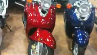 10. Some scooters from sbmotor.com