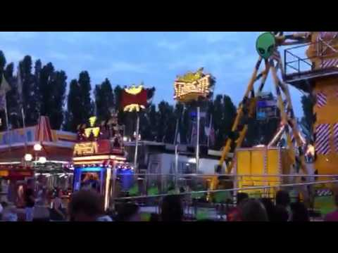 Luna park Bibione 2011 (видео)
