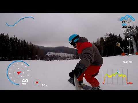(cz) Ski Kopřivná Modrá 1