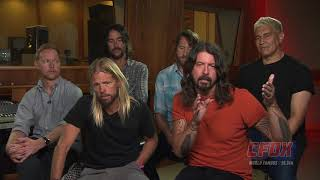 Jeremy Baker VS Foo Fighters Interview