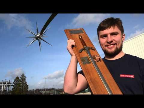 Bradley Smith - Electrical Engineering Apprentice