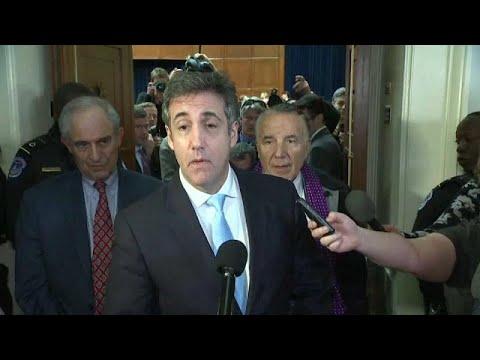 Τραμπ: «Ο Κόεν λέει ψέματα για να μειώσει τον χρόνο φυλάκισής του»…