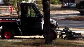 1. Bobcat 3600/3650 Utility Vehicles: Durability & Performance