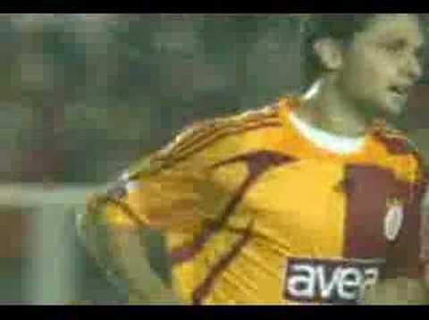 Gol de Marcelo Carrusca con Galatasaray