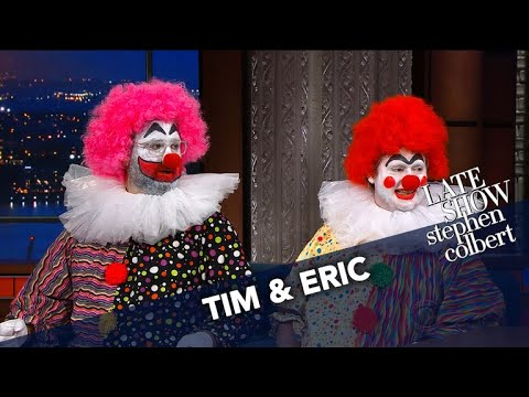 'Tim & Eric's Clown Town' Debuts On Broadway