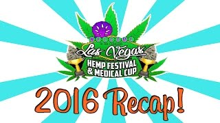 LAS VEGAS HEMPFEST RECAP SESSION!! by Strain Central