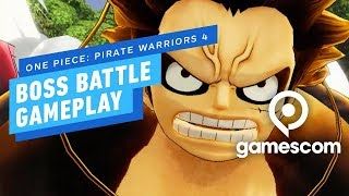 One Piece: Pirate Warriors 4 - Whole Cake Island Gameplay - Big Mom Boss Battle by IGN