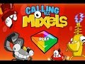 Calling All Mixels Cartoon Network Games hd