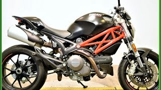 9. 2013 Ducati Monster 796 20th Anniversary (ABS) For Sale at MONSTER POWERSPORTS, Wauconda IL!
