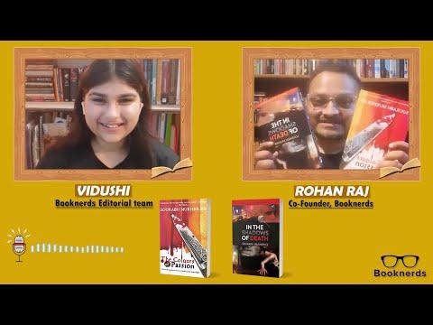 Whodunnit Hangout   Instagram Live   Sourabh Mukherjee Books