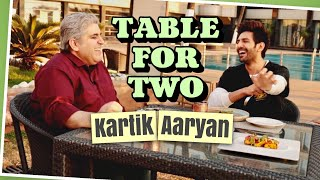 Video Table For Two: Kartik Aaryan with Rajeev Masand | Love Aaj Kal 2 | Dostana 2 download in MP3, 3GP, MP4, WEBM, AVI, FLV January 2017