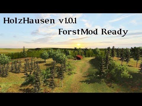 Holzhausen Forestry Agriculture v1.1.0