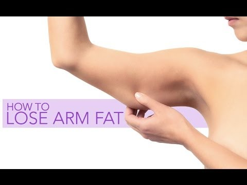 How to LOSE ARM FAT — Best Workout for Toned Arms!!