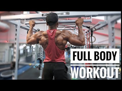 FULL BODY WORKOUT YOU SHOULD BE DOING! Full Routine & Top Tips
