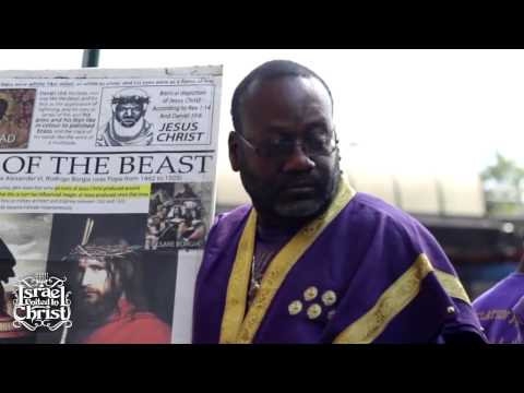 King Solomon, King David & Jesus Are Black People. The Bible Is Our Book!