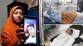 Video Istri Pria yang Dibakar Hidup hidup Melahirkan, Bayinya Meninggal di Kandungan, Begini Kondisinya MP3, 3GP, MP4, WEBM, AVI, FLV Desember 2017