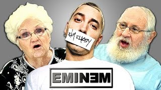ELDERS REACT TO EMINEM