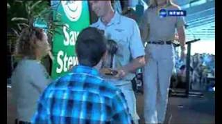 FFI Vice President Rove McManus Wins Wildlife Warrior Award From Australia Zoo