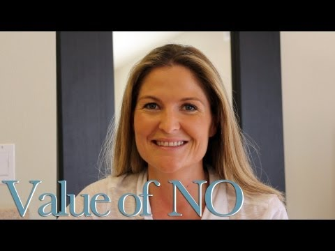 "Parenting Advice by Expert, Emma Jenner: Kids need to hear ""No""!"