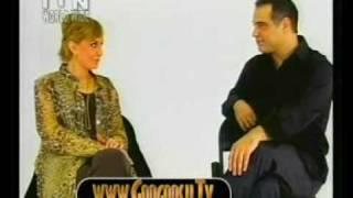 Googoosh Interview On ITN, Part 1