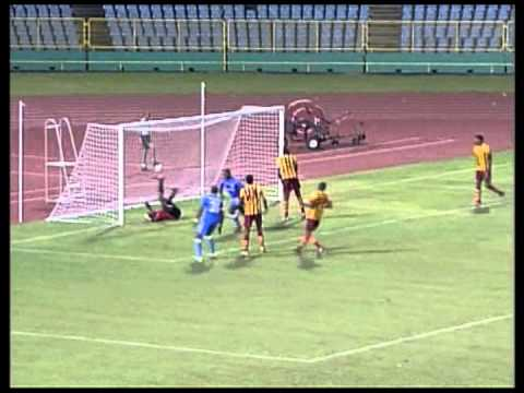 Defence Force (1-1) Point Fortin Civic
