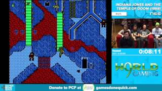 Video Indiana Jones and the Temple of Doom by feasel in 14:15 - Awesome Games Done Quick 2016 - Part 95 MP3, 3GP, MP4, WEBM, AVI, FLV Juni 2019