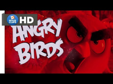 The Angry Birds Movie Hindi (01/14) Starting With Angry Bird Red MovieClips