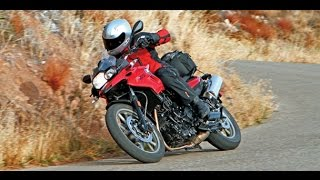 9. 2015 BMW F700GS Review
