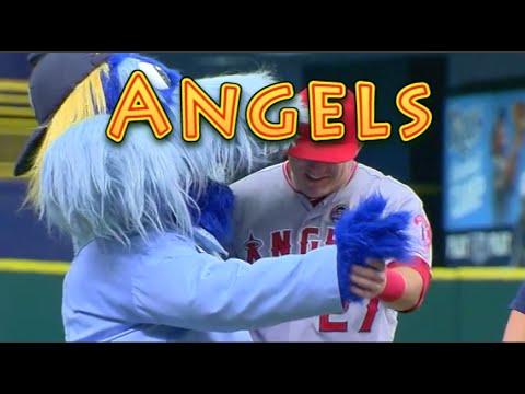 Los Angeles Angels: Funny Baseball Bloopers