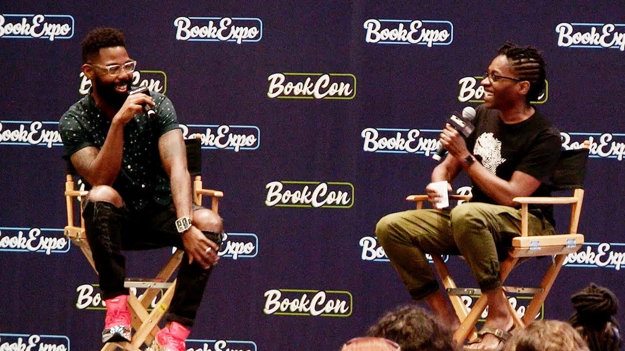 In Conversation: Authors Jacqueline Woodson & Damon Young | BookCon 2019