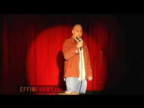 John Evans Effinfunny Stand Up - Cereal Box Celebrities