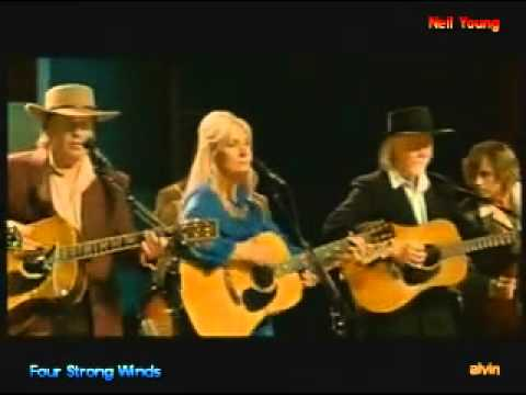 Four Strong Winds  Neil Young