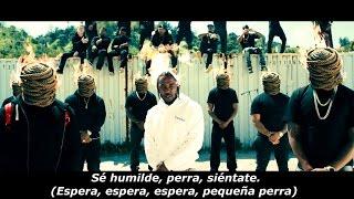 Kendrick Lamar - HUMBLE. (Subtitulada en Español)